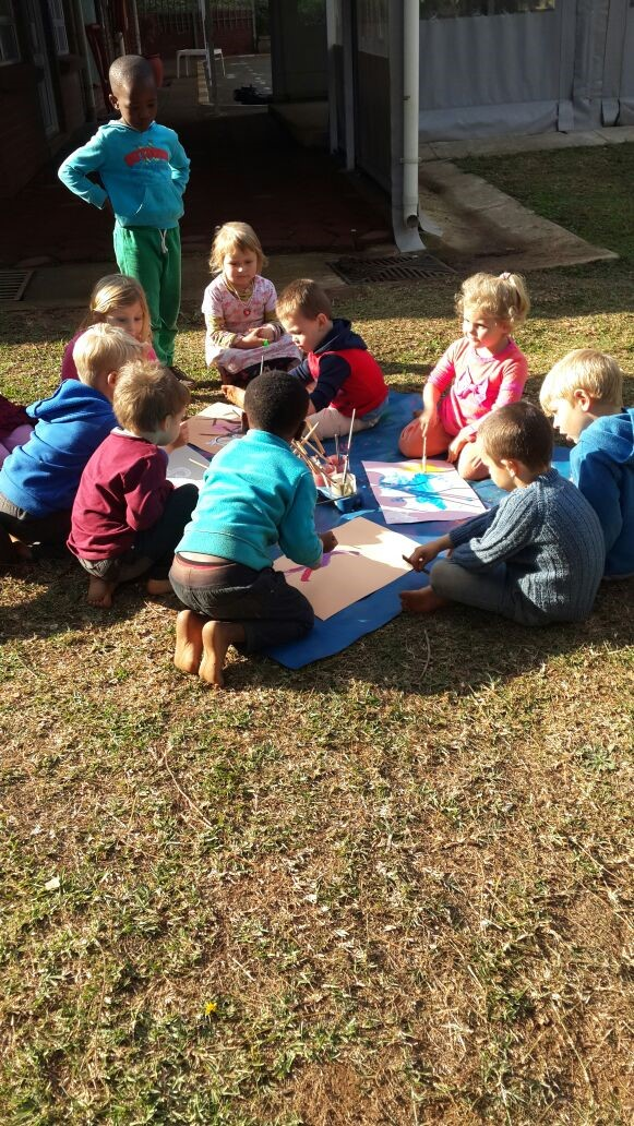 Aftercare kloof pre primary for Extra mural activities