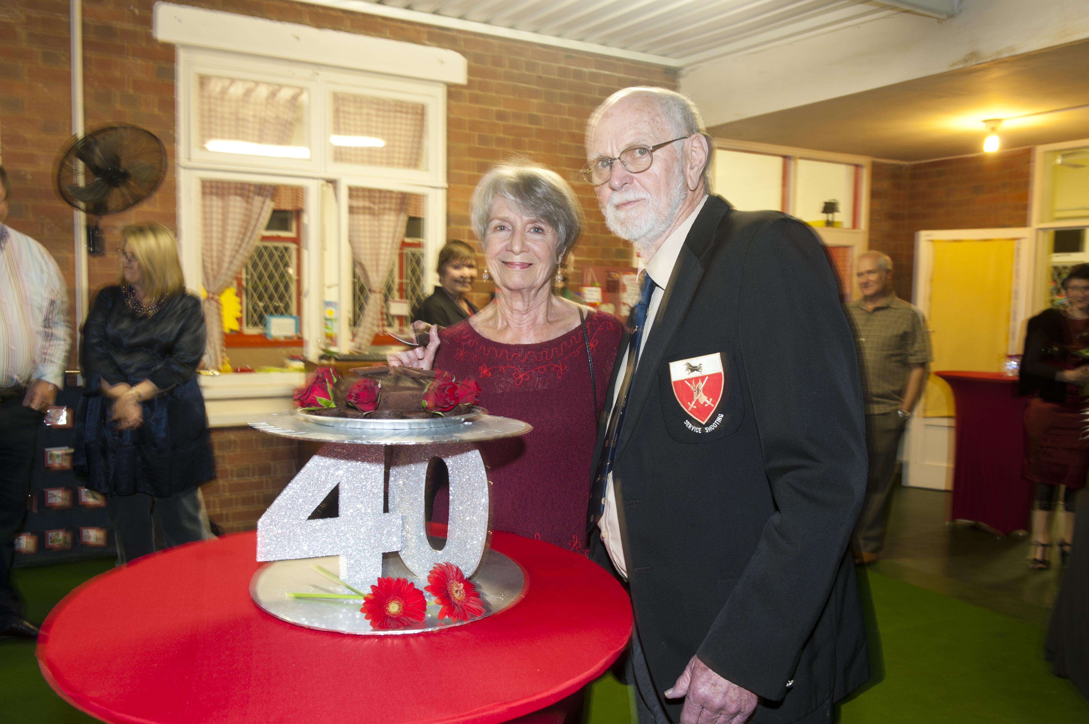 Sue and Brian Ferraz