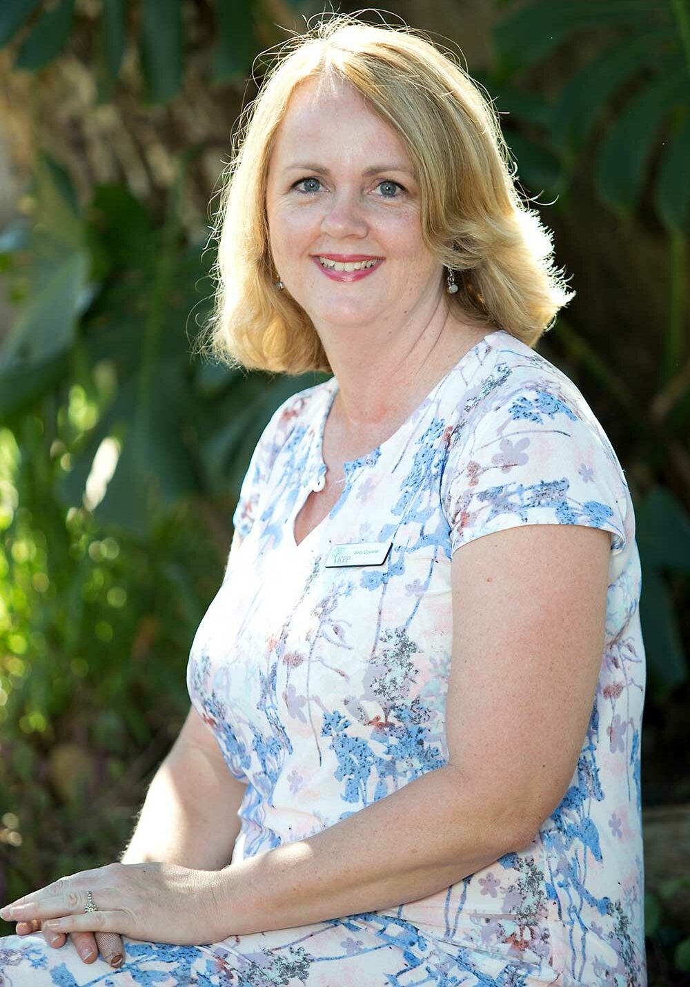 SALLY COMMINS - PRINCIPAL